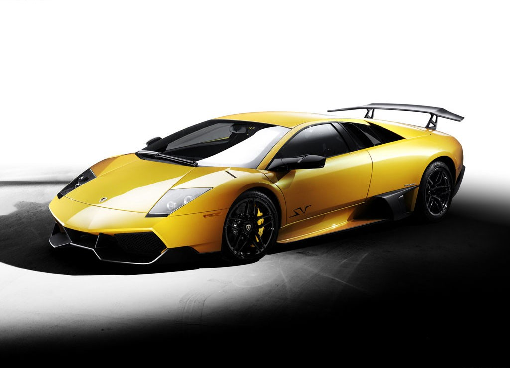 Lamborghini-Murcielago