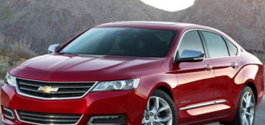 Chevrolet_Impala_2014_logo
