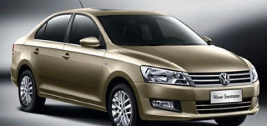 Volkswagen_Santana_2013_logo