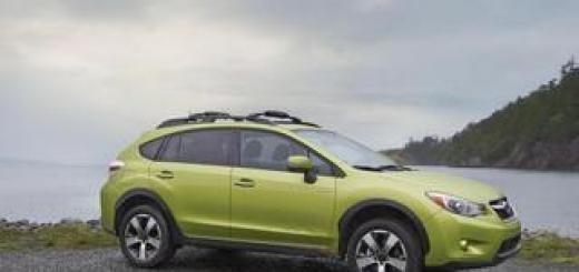 Subaru-gibrid